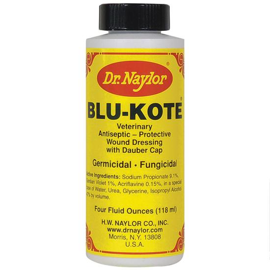 Picture of Dr. Naylor Blu-Kote Dauber Bottle--4 oz.