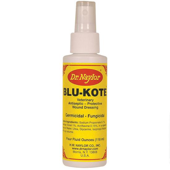 Picture of Dr. Naylor Blu-Kote Pump Spray Bottle--4 oz.