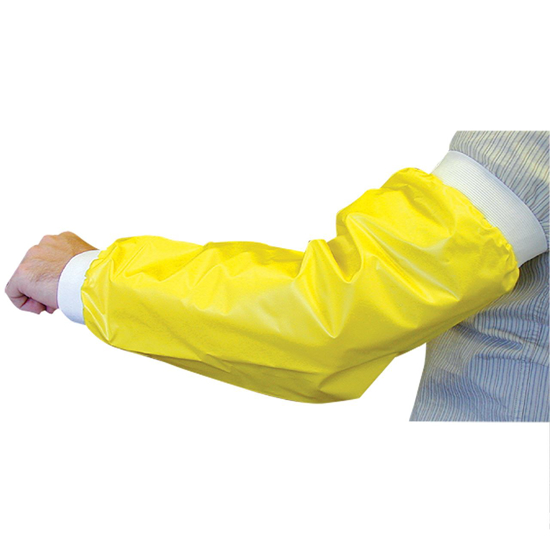 Picture of Deluxe Yellow Sleeve Cuff Ends (Pair)