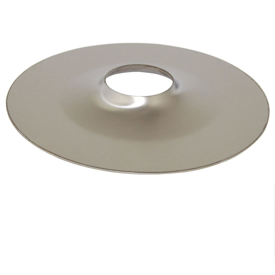 """Picture of 6"""" Wall Flange for Stainless Steel Tubing"""