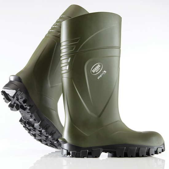 Picture of Steplite®X Bekina Steel Toe Green Boots