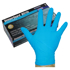 Picture of SemperGuard 4-mil Blue Nitrile Gloves Box of 100