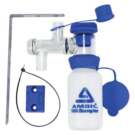 AMS 200  Ambic Milk Sampler w/200 ML Bottle