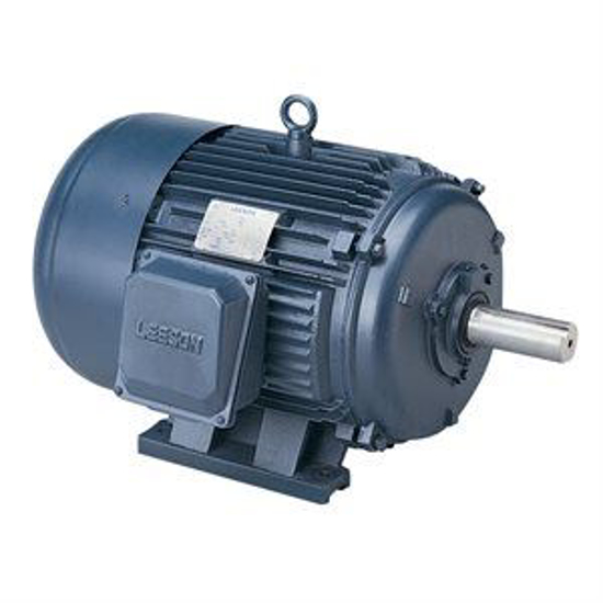 """Picture of 25HP, 3 Phase Motor, 284T Frame, 1 7/8"""" Shaft"""