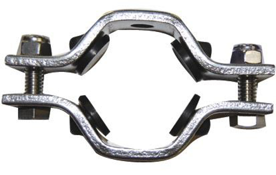 Picture of Stainless Steel Hanger with Rubber Grommets
