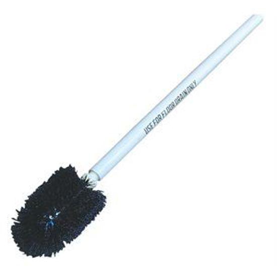 Picture of Floor Drain Brush w/Black Bristles