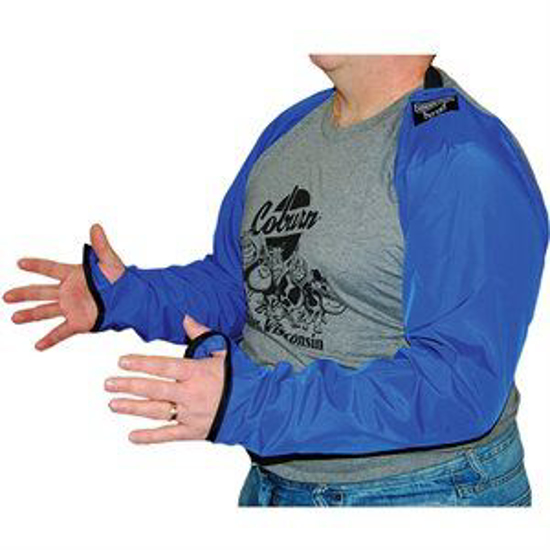 Picture of Udder Tech Milking Sleeve Duo with Thumb Holes