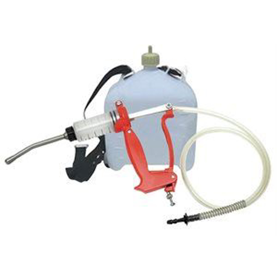Picture of 20ml Drencher Gun w/Back Pack