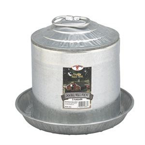 Picture of 2 Gal. Cone Top Fount