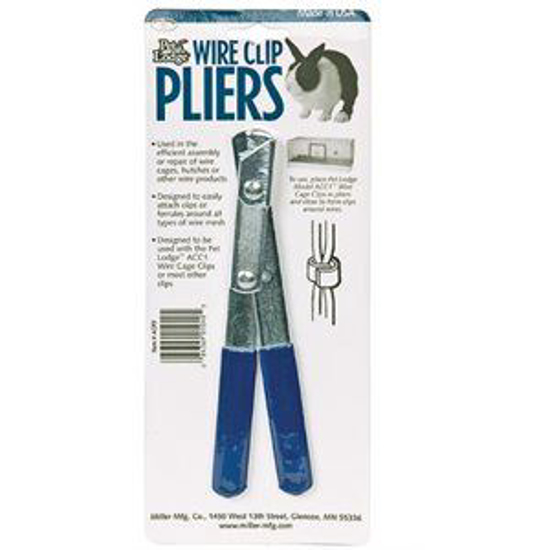 Picture of Wire Clip Pliers