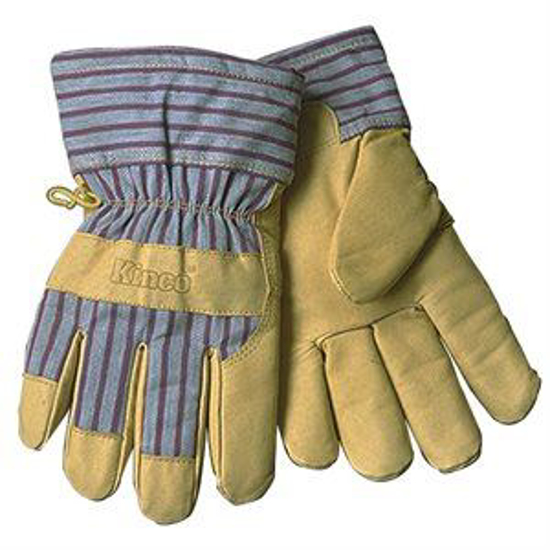 Picture of Cold Weather Leather-Palm Gloves