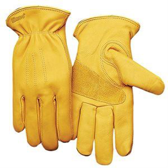 Picture of Cold-Weather Lined Premium Grain Cowhide Gloves