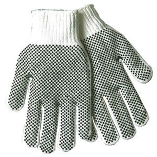 Picture of Reversible PVC Dot Gloves