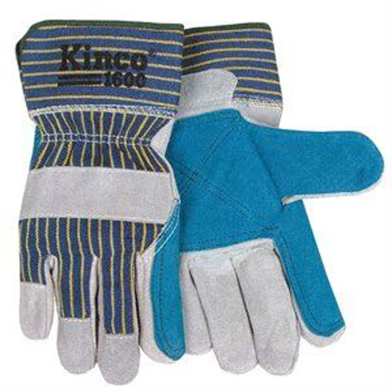 Picture of Premium Cowhide Double Palm Gloves