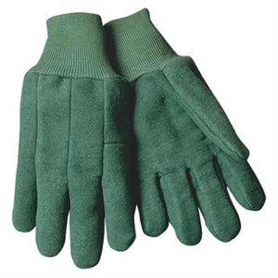 Picture of Green 18 oz. Chore Gloves