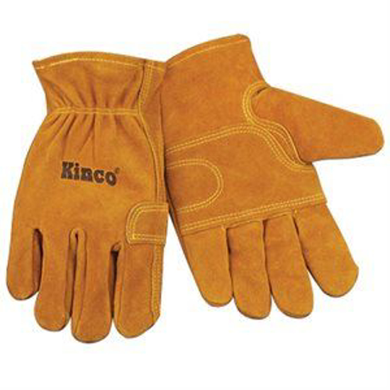 Picture of Cowhide Double Palm Gloves