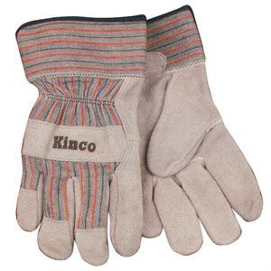 Picture of Suede Leather Palm Gloves