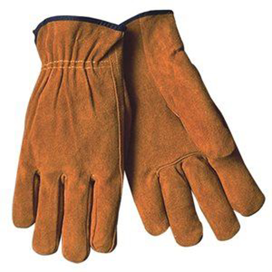 Picture of Split Cowhide Driver Gloves