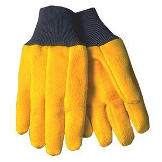 Picture of Yellow 16 oz. Chore Gloves