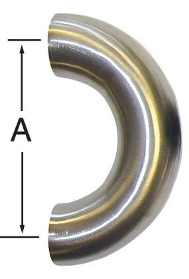 Picture of 180-Degree U-Bend (Weld/Weld)