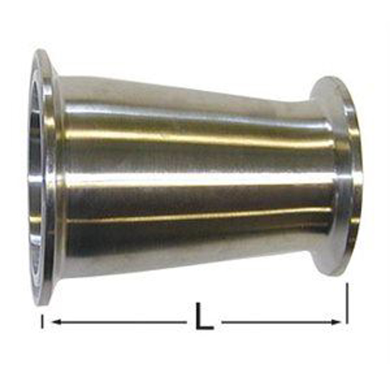 Picture of Concentric Reducer (Clamp/Clamp)