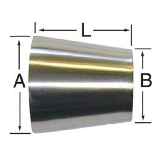 Picture of Concentric Reducer (Weld/Weld)