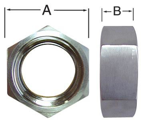 Picture of Hex Union Nut
